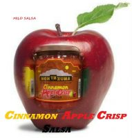 Cinnamon Apple Crisp Salsa