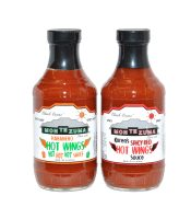 Karen's Hot Wings Sauces