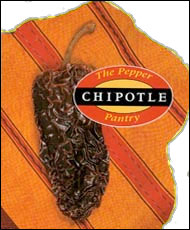 The Pepper Panty: Chipotle Book