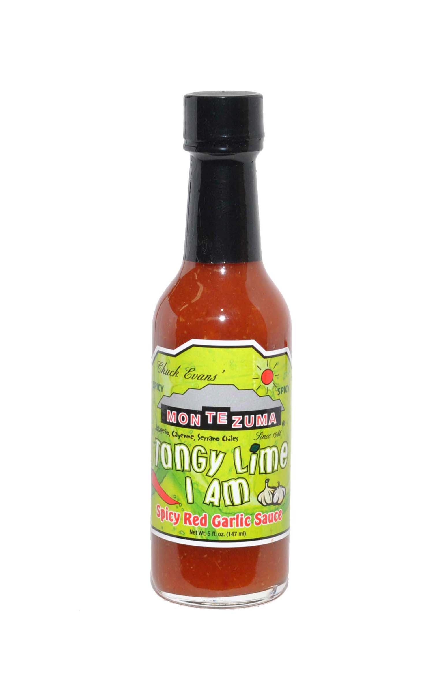 Tangy Lime I Am Pepper Sauce