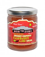 Smokey Chipotle Raspberry Lime Salsa